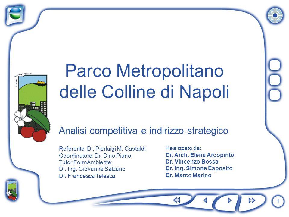 Parco Metropolitano delle Colline di Napoli