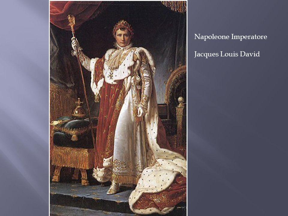 Napoleone Imperatore Jacques Louis David