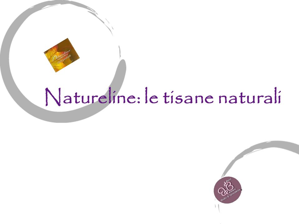 Natureline: le tisane naturali