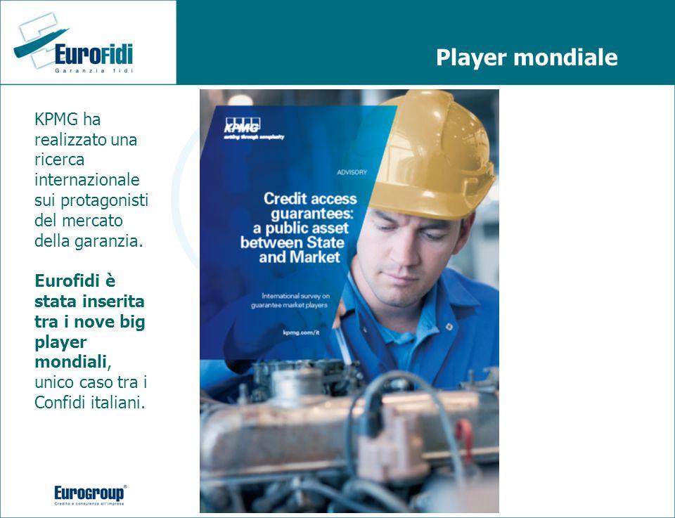 Player mondiale KPMG ha realizzato una ricerca internazionale sui protagonisti del mercato della garanzia.