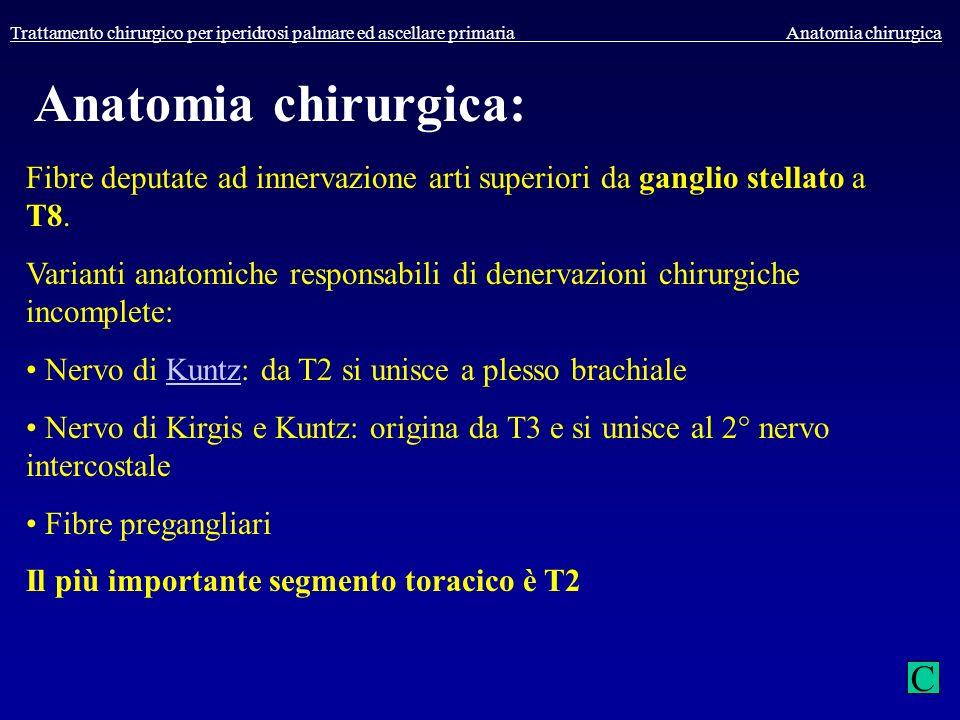 Anatomia chirurgica: C