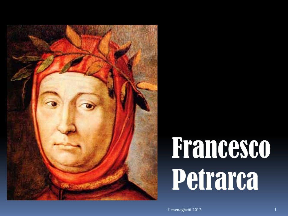 Francesco Petrarca f. meneghetti 2012