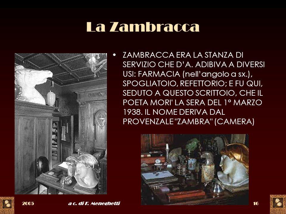 La Zambracca