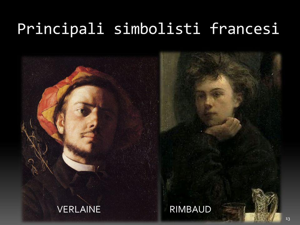 Principali simbolisti francesi