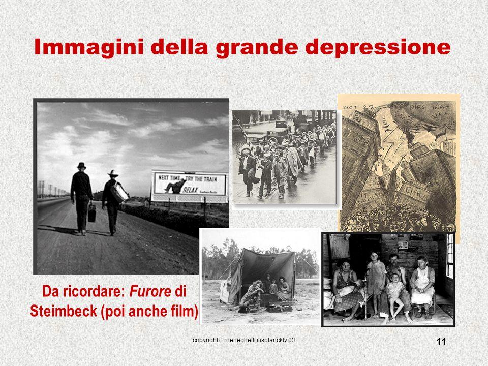 Immagini della grande depressione