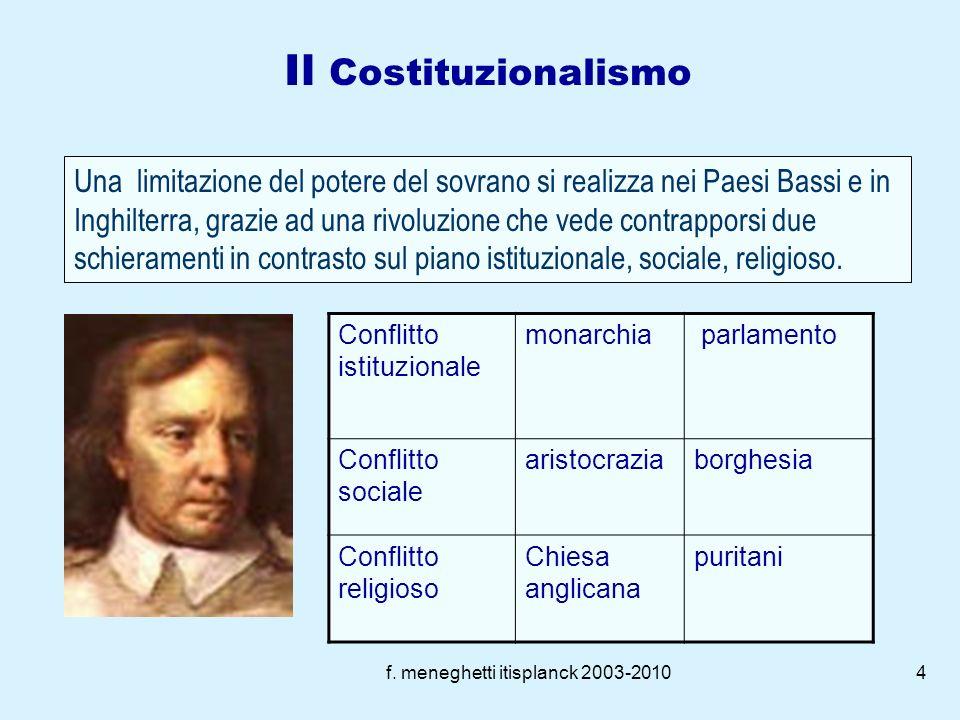 f. meneghetti itisplanck 2003-2010
