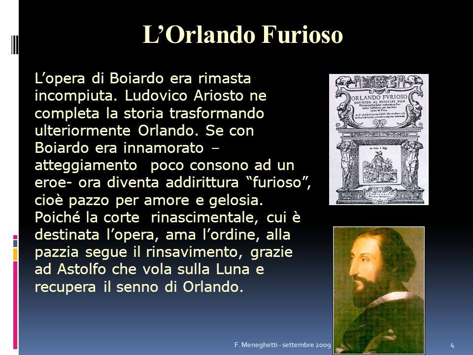 L'Orlando Furioso