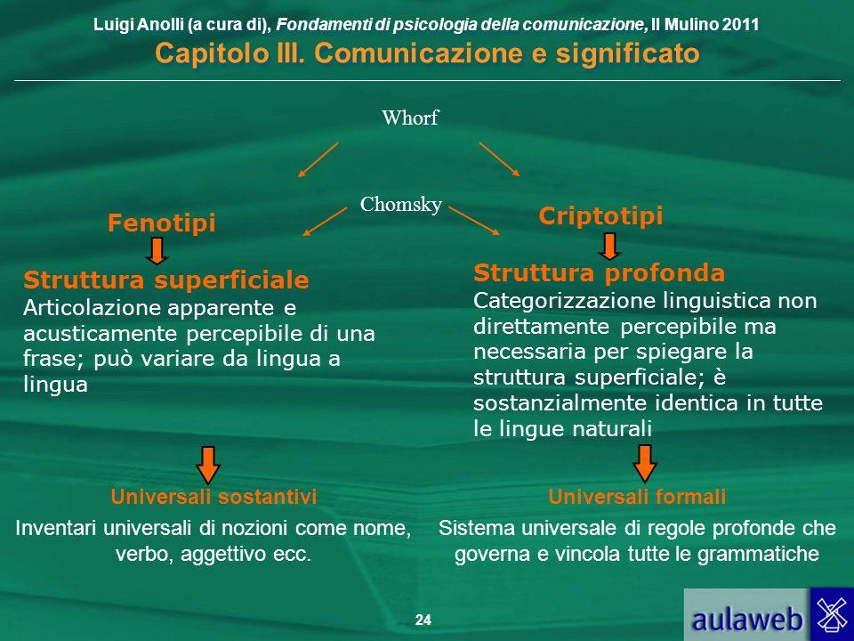 Universali sostantivi