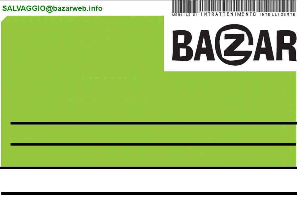SALVAGGIO@bazarweb.info