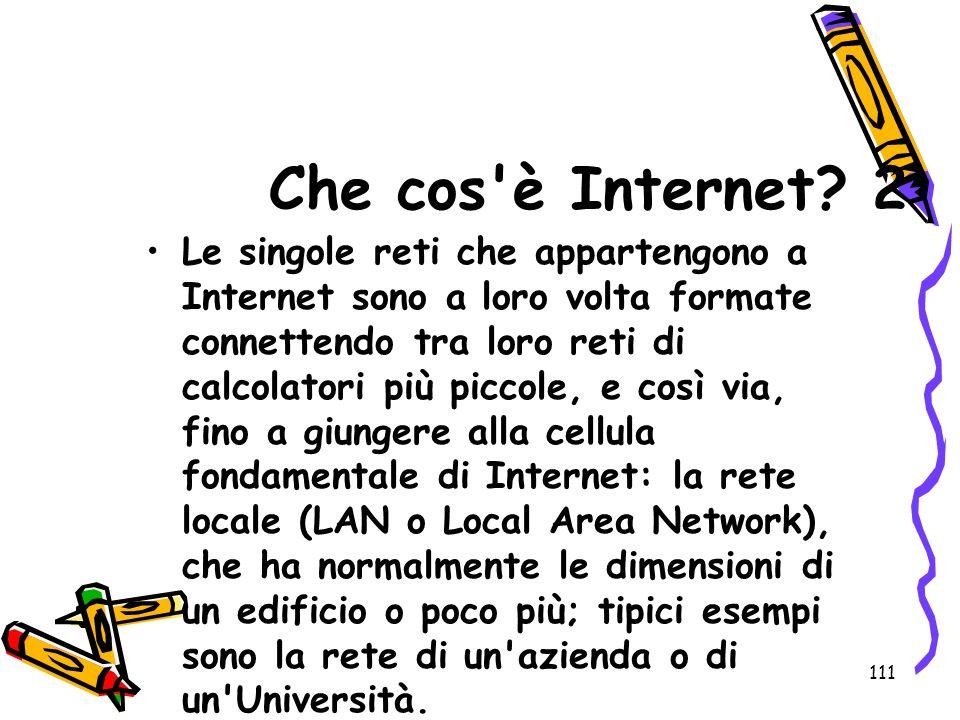 Che cos è Internet 2