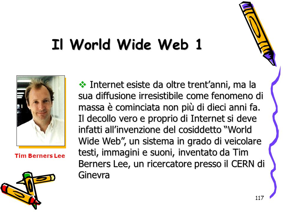Il World Wide Web 1