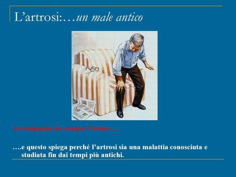 L'artrosi:…un male antico