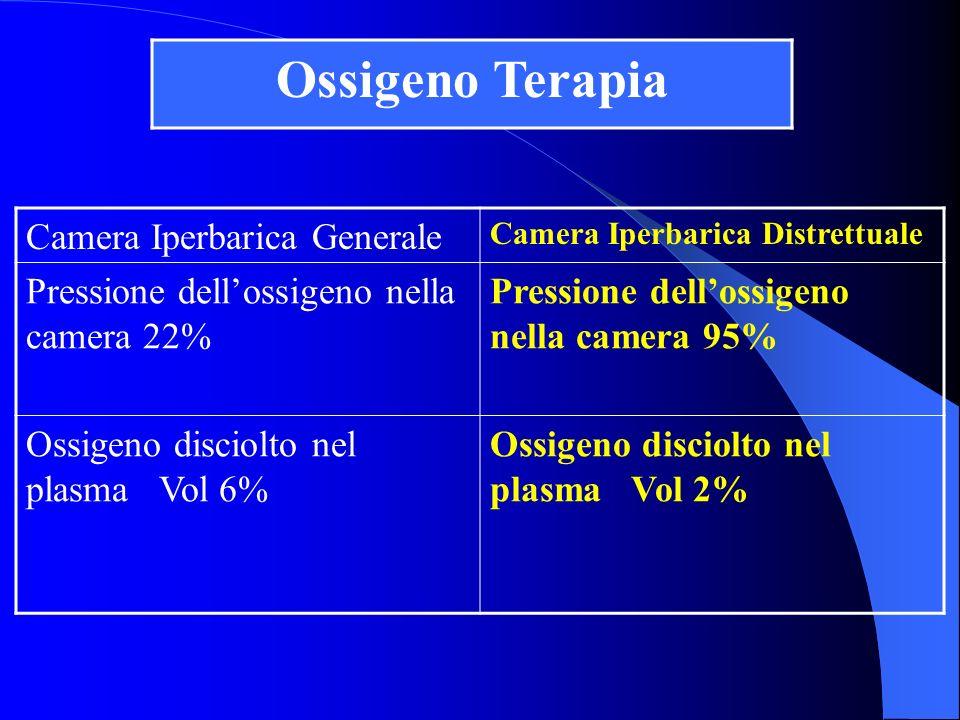 Ossigeno Terapia Camera Iperbarica Generale