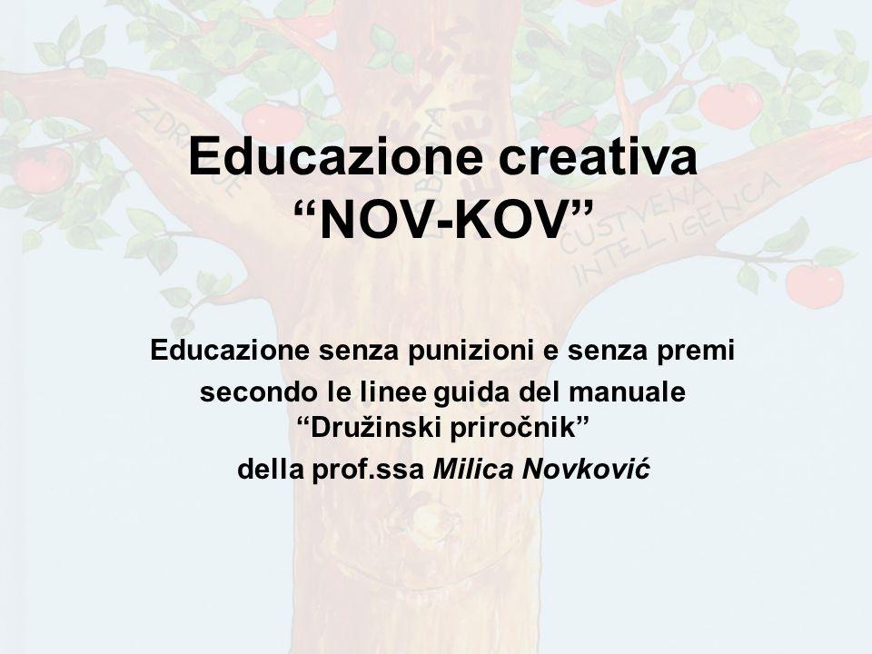 Educazione creativa NOV-KOV