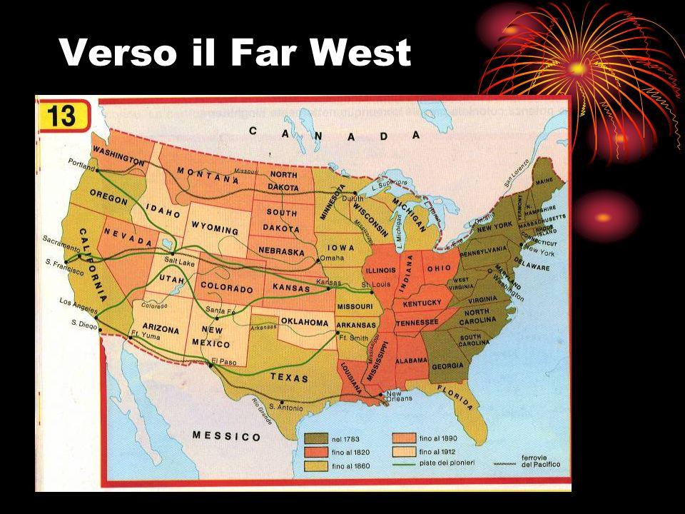 Verso il Far West