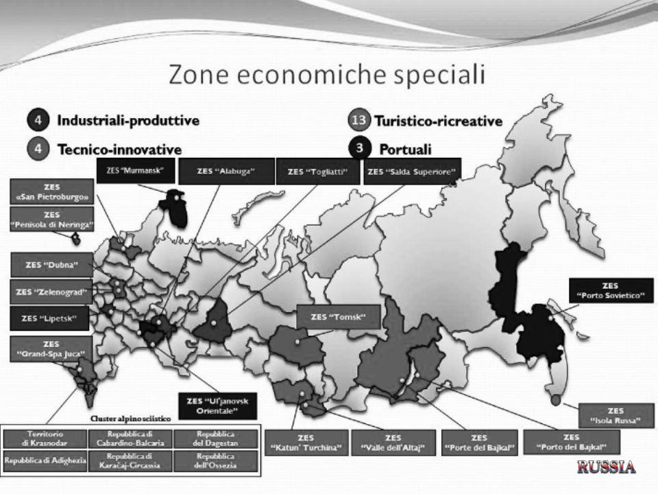 ZES (ZONE ECONOMICHE SPECIALI)