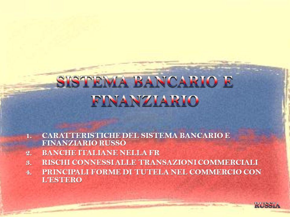 SISTEMA BANCARIO E FINANZIARIO