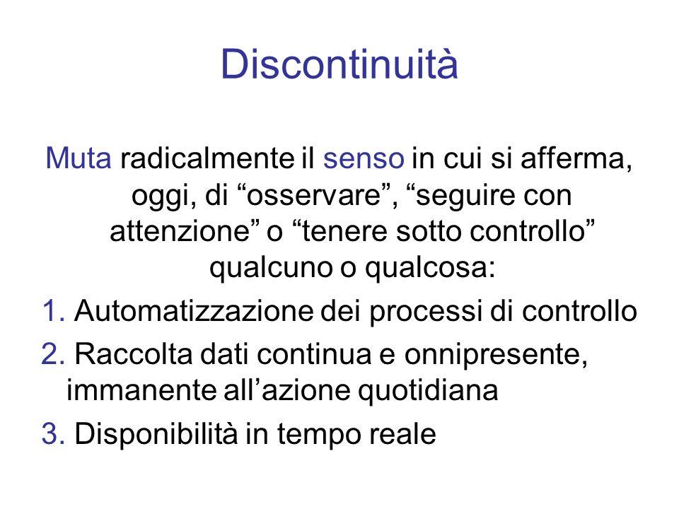 Discontinuità