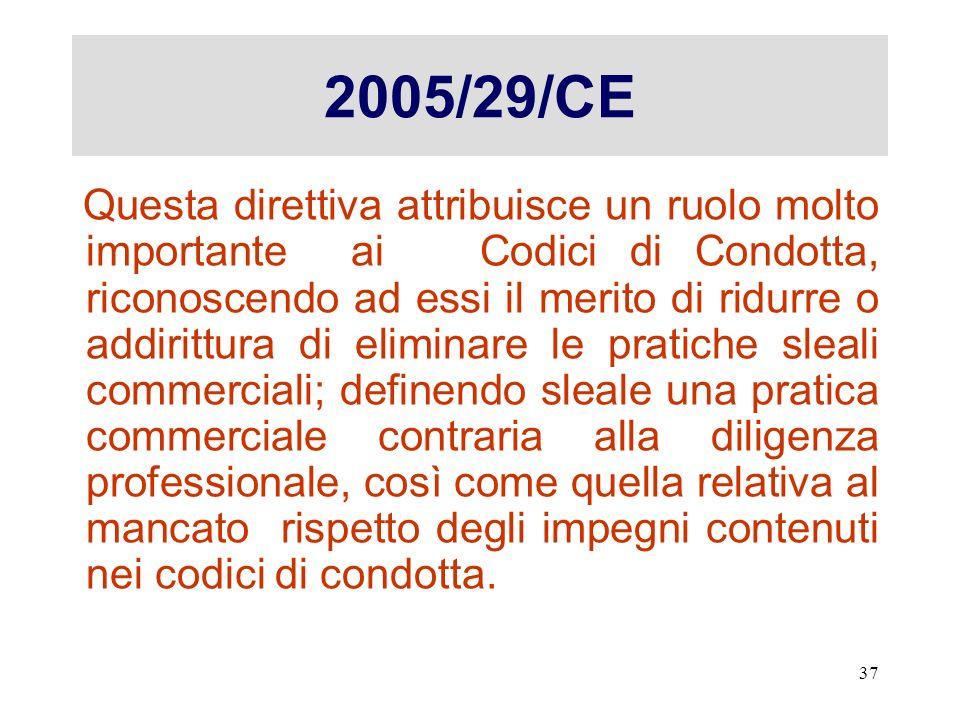 2005/29/CE