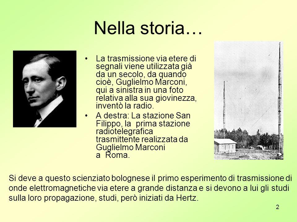 Nella storia…