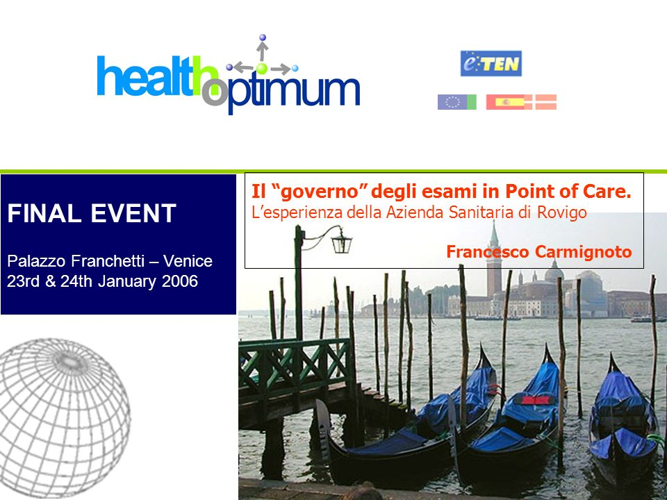 Il governo degli esami in Point of Care