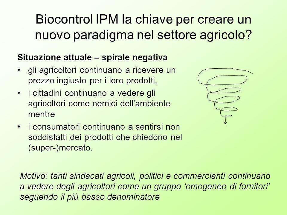 Biocontrol IPM la chiave per creare un nuovo paradigma nel settore agricolo
