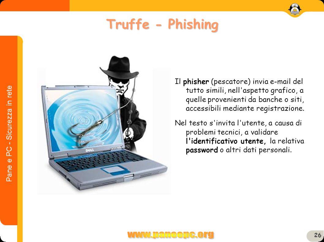 Truffe - Phishing