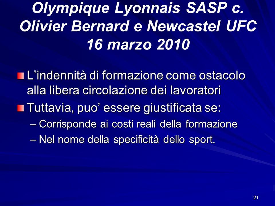 Olympique Lyonnais SASP c