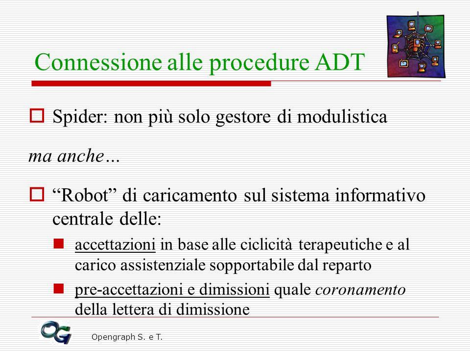 Connessione alle procedure ADT