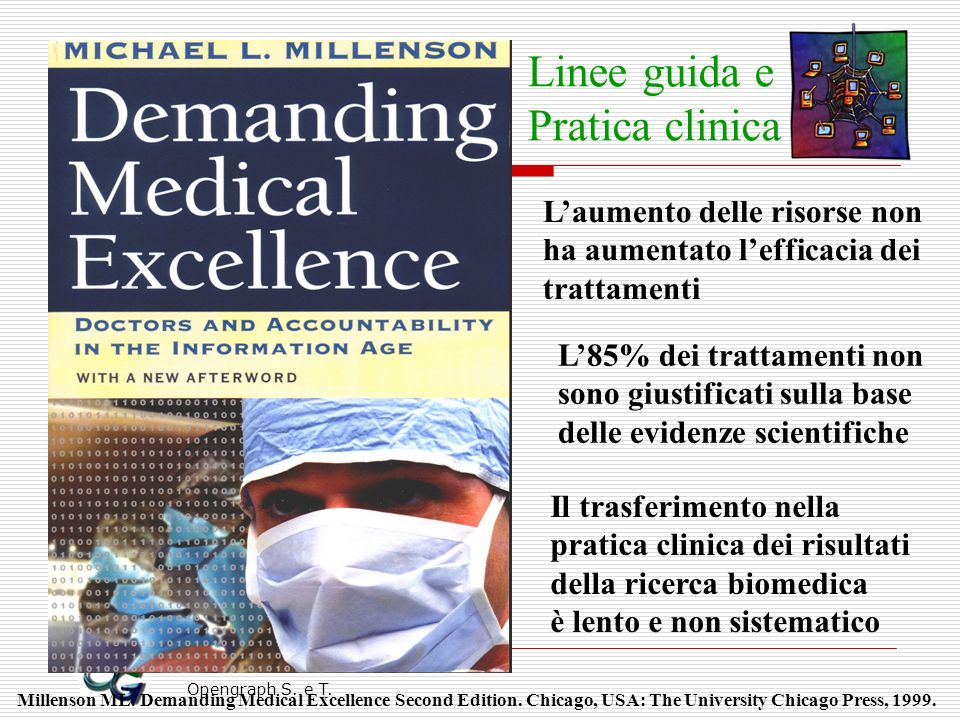 Linee guida e Pratica clinica