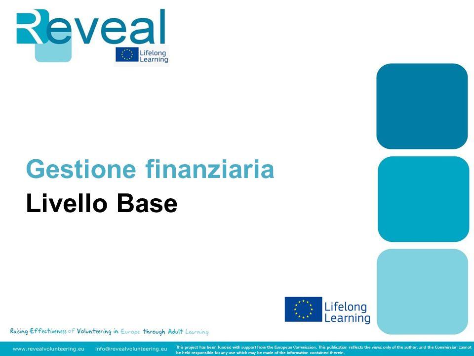 Gestione finanziaria Livello Base