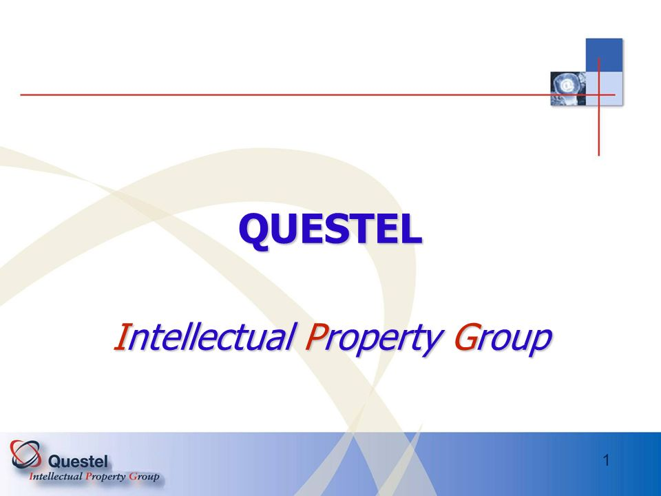 QUESTEL Intellectual Property Group