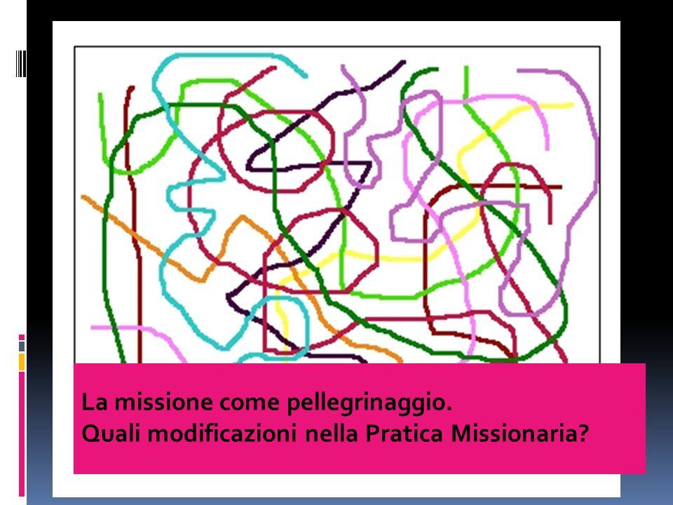 La missione come pellegrinaggio