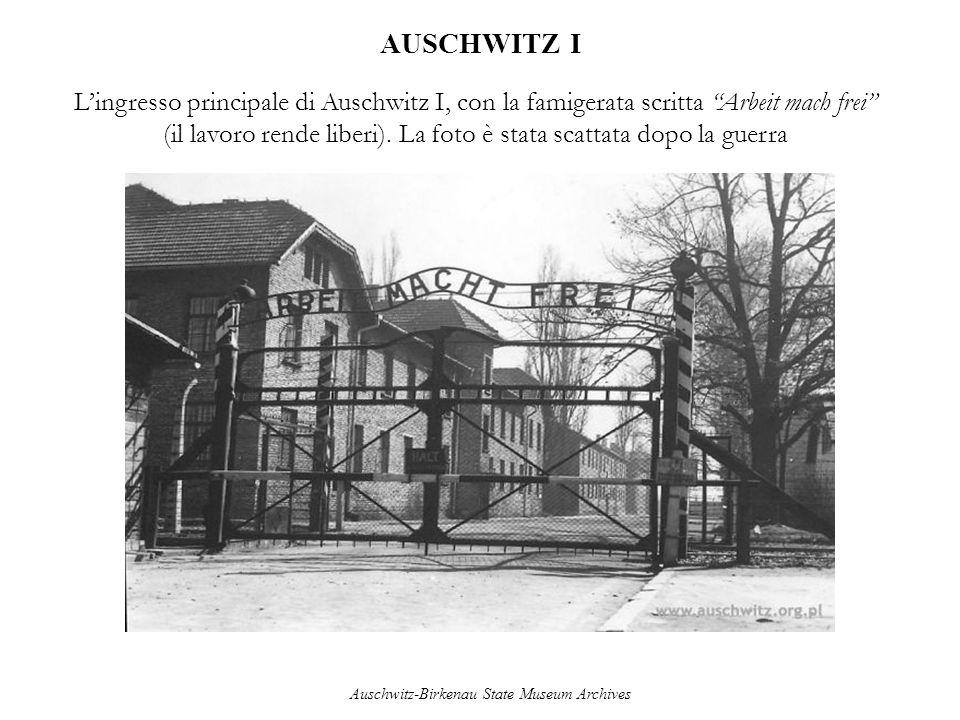 Auschwitz-Birkenau State Museum Archives