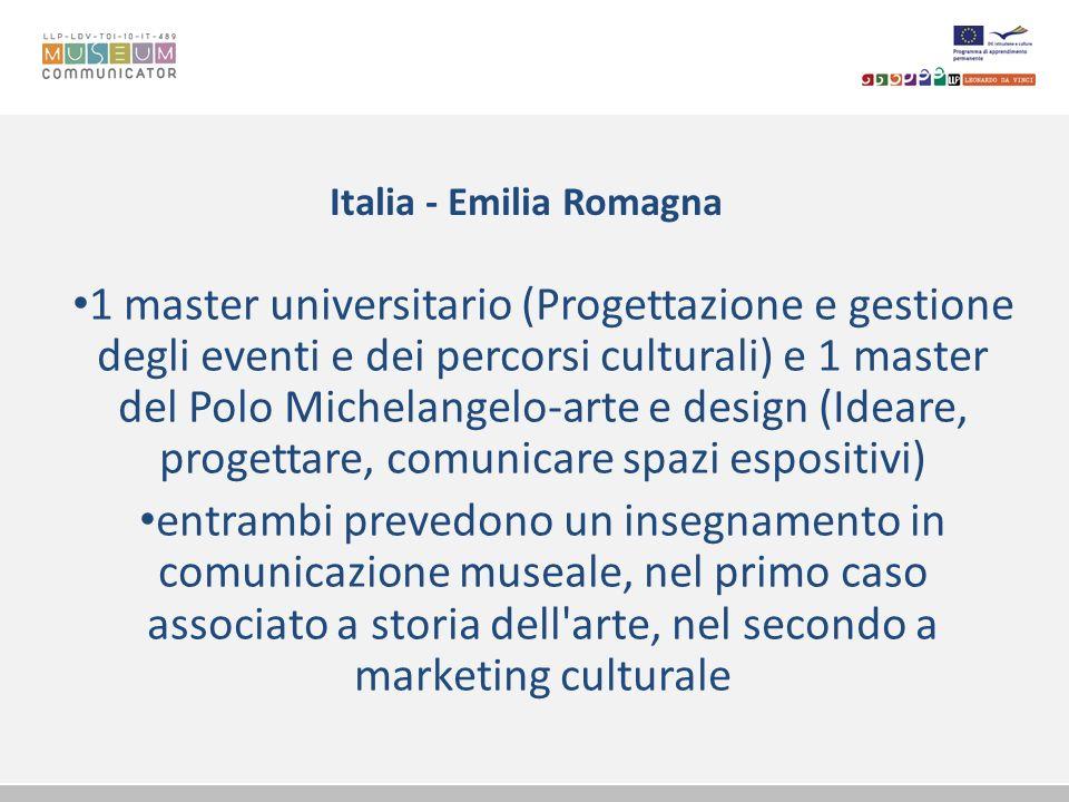 Italia - Emilia Romagna