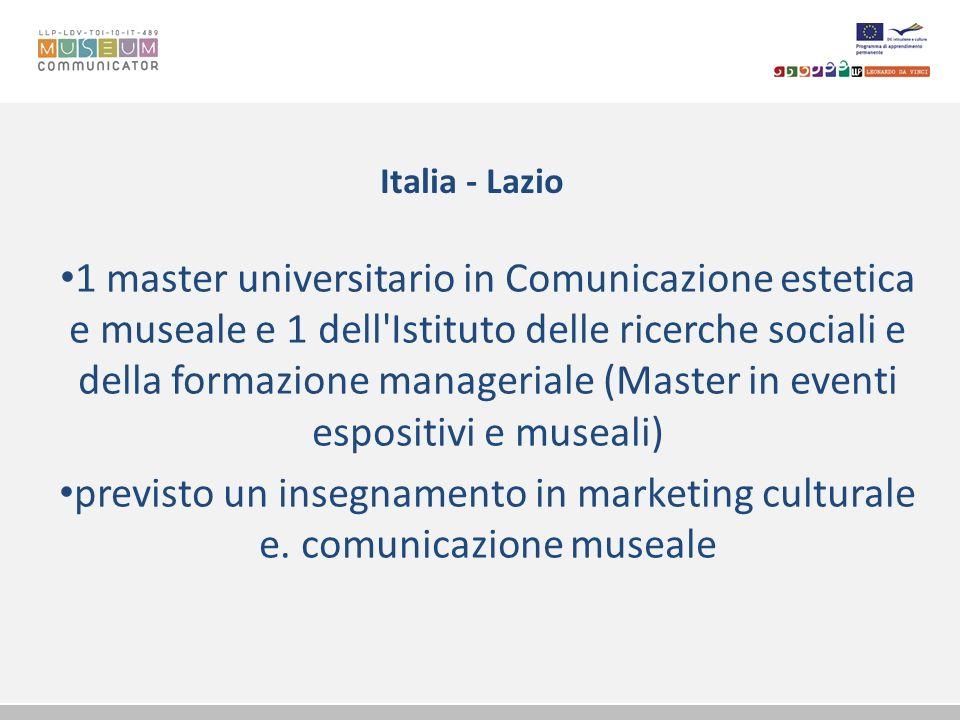 Italia - Lazio