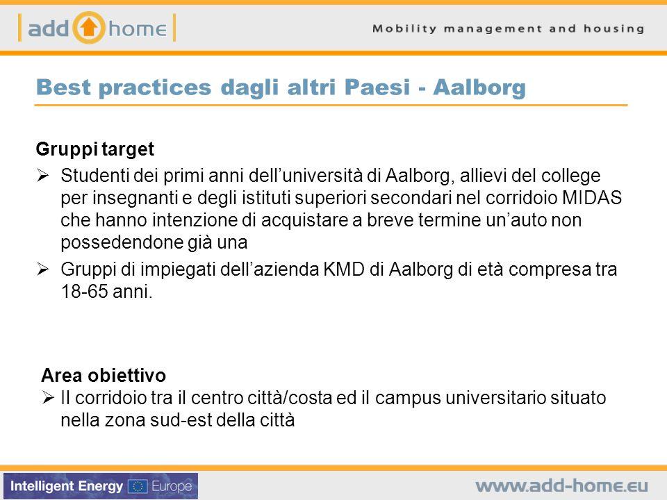 Best practices dagli altri Paesi - Aalborg