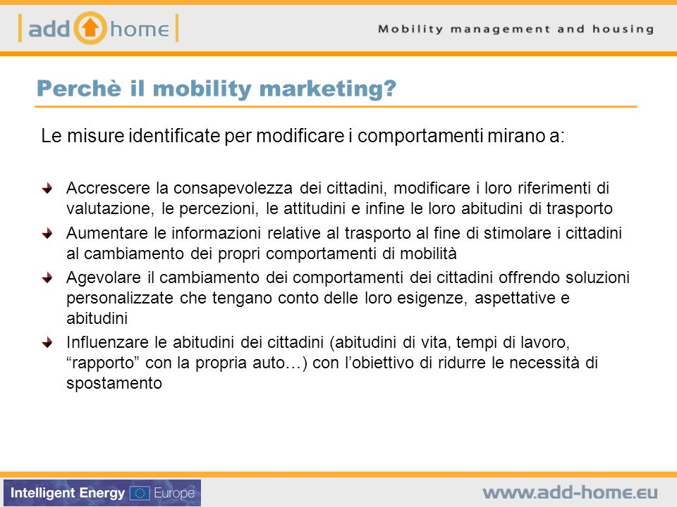 Perchè il mobility marketing