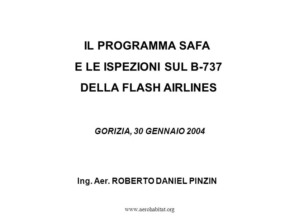 Ing. Aer. ROBERTO DANIEL PINZIN