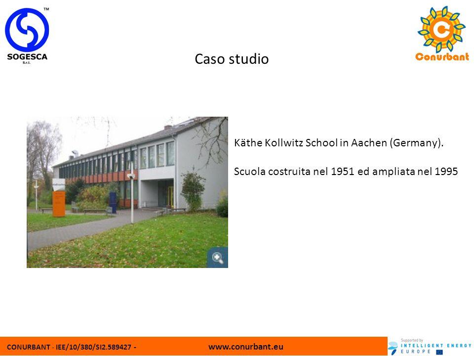 Caso studio Käthe Kollwitz School in Aachen (Germany).