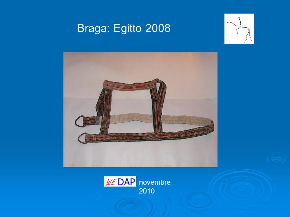 Braga: Egitto 2008 novembre 2010