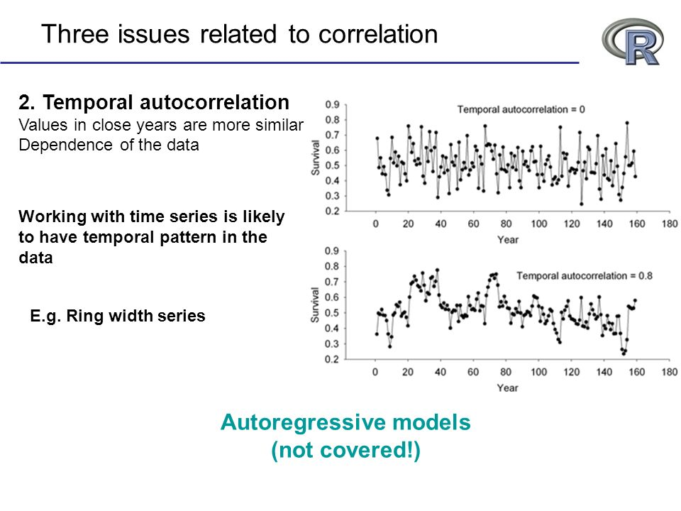 Autoregressive models (not covered!)