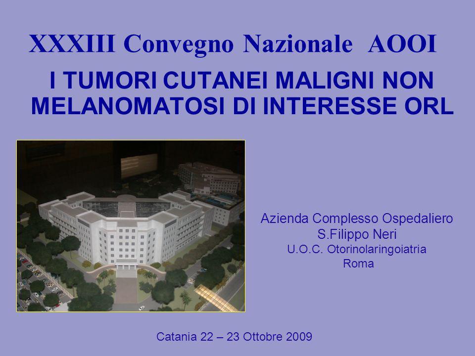 XXXIII Convegno Nazionale AOOI