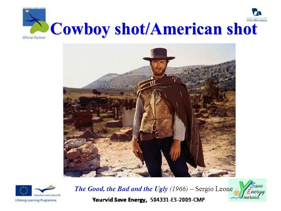 Cowboy shot/American shot