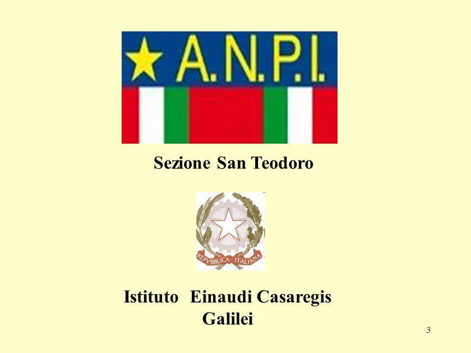 Istituto Einaudi Casaregis Galilei