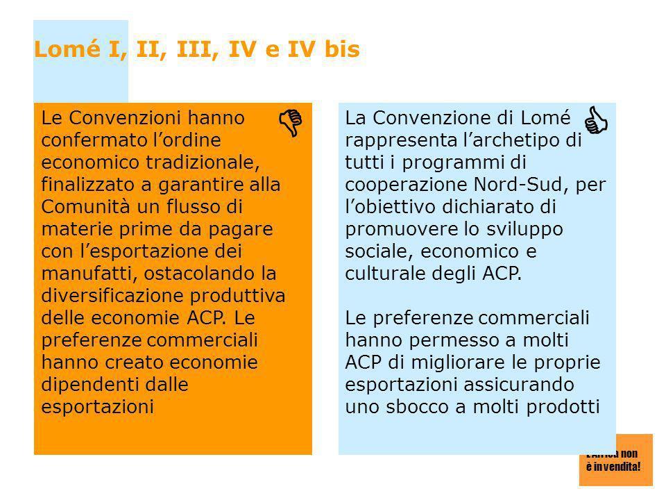   Lomé I, II, III, IV e IV bis