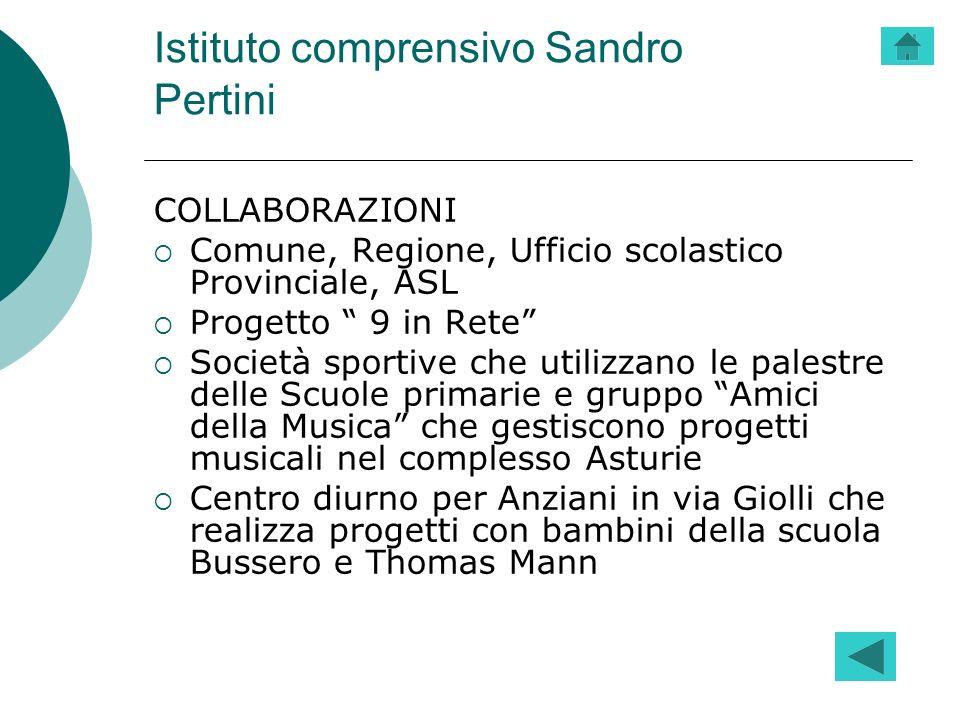 Istituto comprensivo Sandro Pertini
