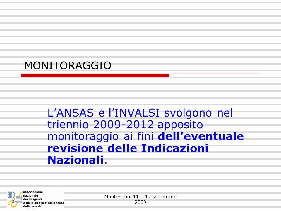 Montecatini 11 e 12 settembre 2009