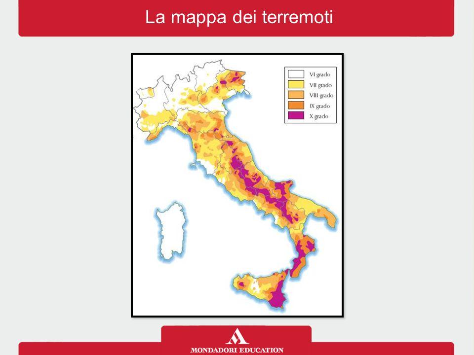 La mappa dei terremoti 22