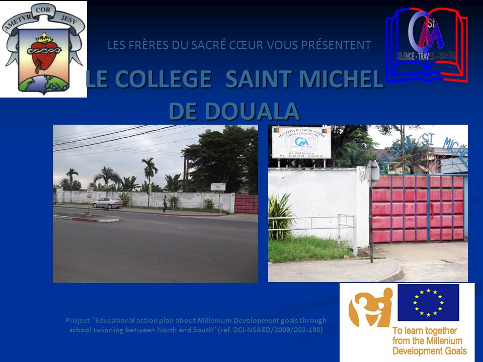 LE COLLEGE SAINT MICHEL DE DOUALA